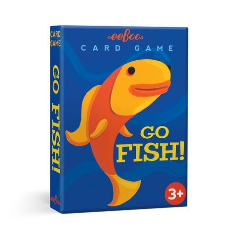 Go Fish Card Game (Traditional)
