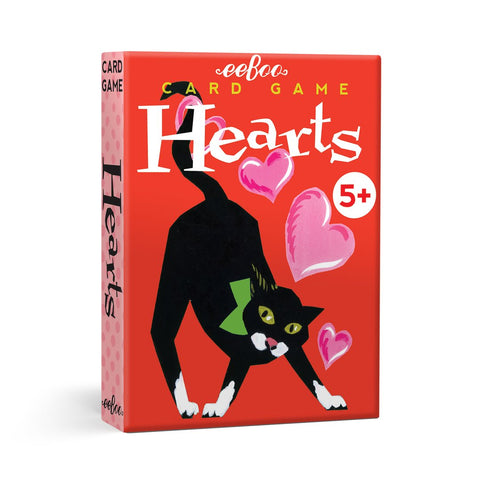 Hearts Card Game - The Milk Moustache