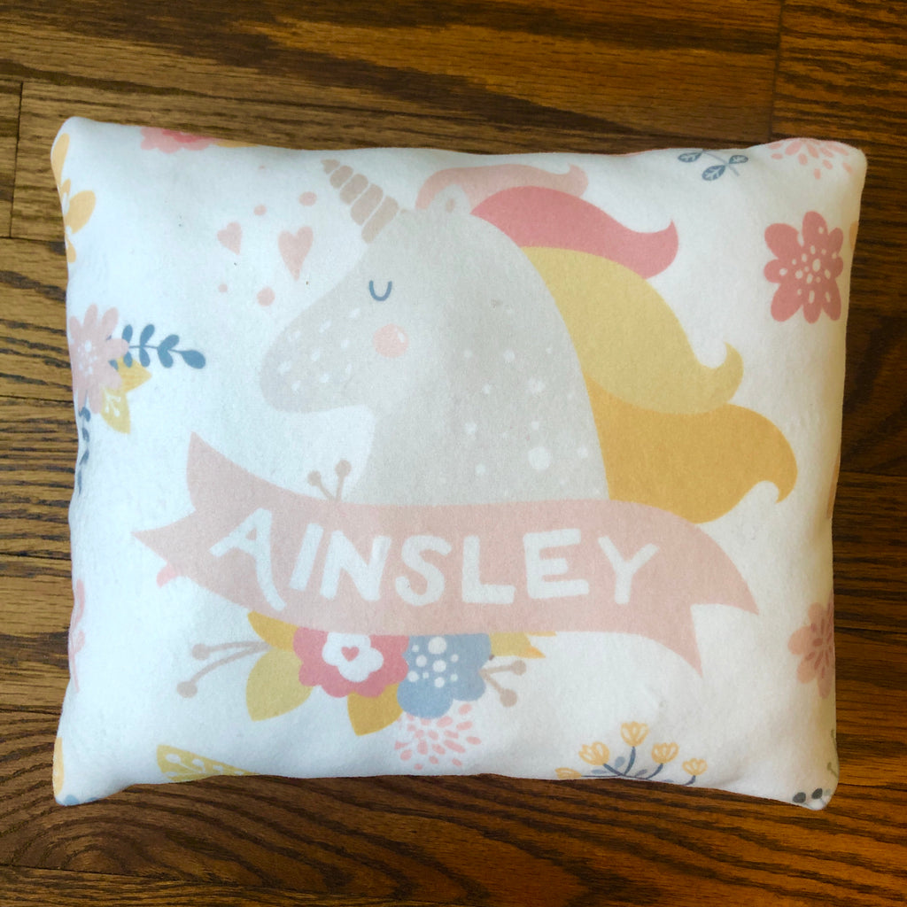 Personalized Tooth Fairy Pillow - Assorted Prints - The Milk Moustache