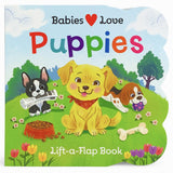 Puppies Board Book
