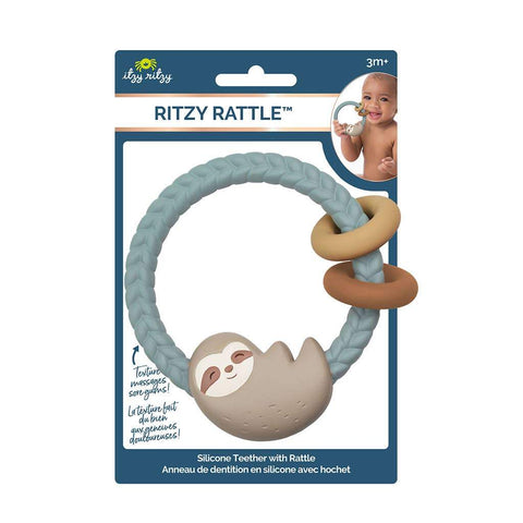 Itzy Ritzy - Sloth Rattle