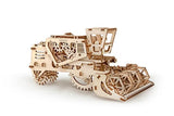 UGears Combine Building Kit - The Milk Moustache