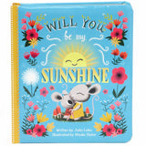 Will You Be My Sunshine Board Book - The Milk Moustache
