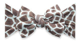 Baby Bling Printed Knot Headband - Assorted Prints - The Milk Moustache