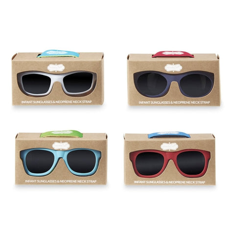 Boys Sunglasses & Strap Sets - The Milk Moustache