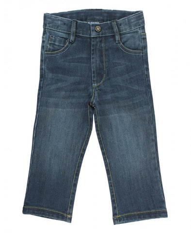 Everyday Medium Wash Straight Jeans - The Milk Moustache