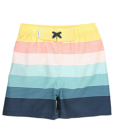 Island Stripe Swim Trunks - The Milk Moustache