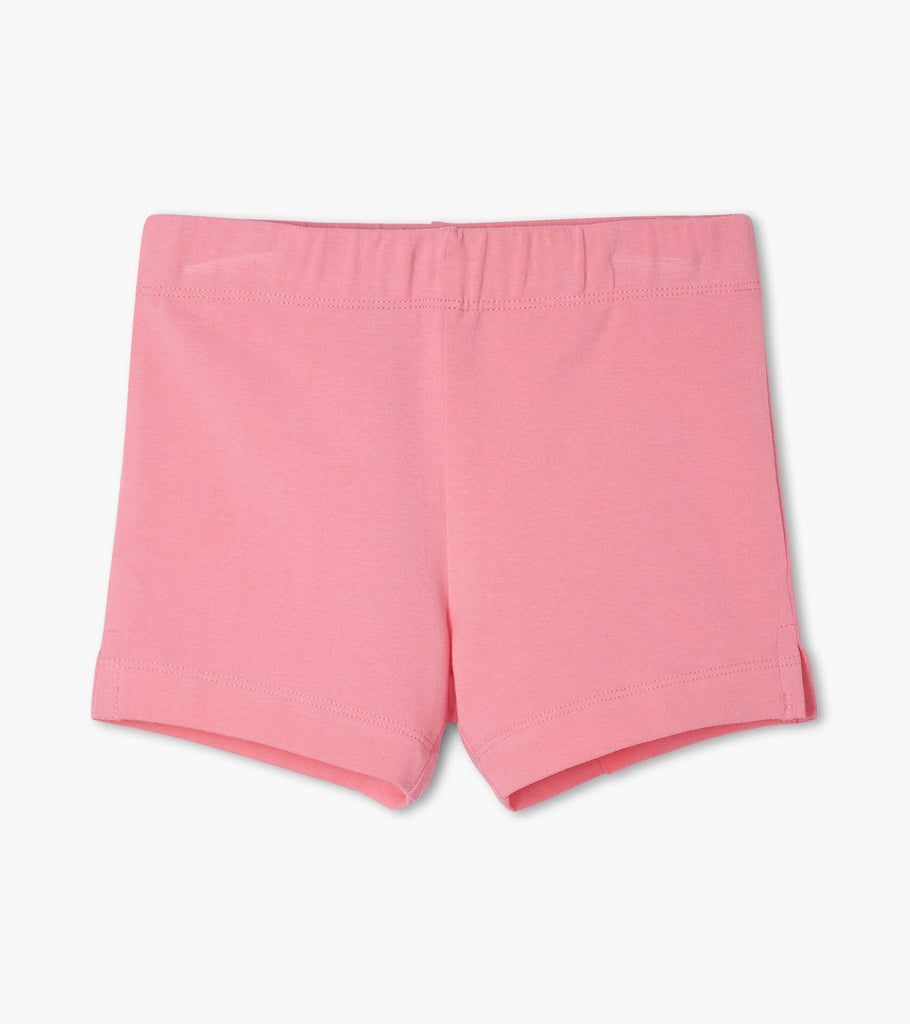 Hatley Light Pink Bicycle Shorts - The Milk Moustache