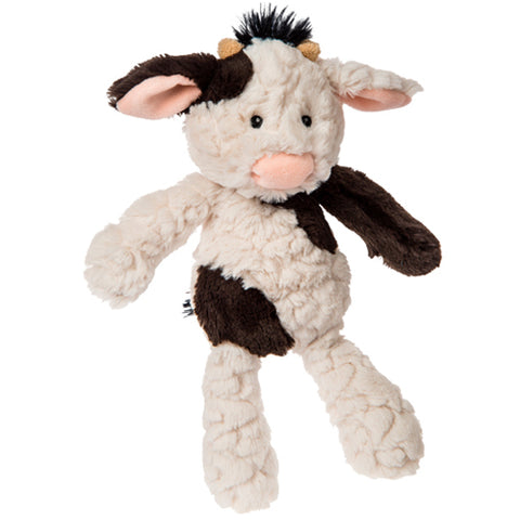 Putty Nursery Cow Plush - The Milk Moustache