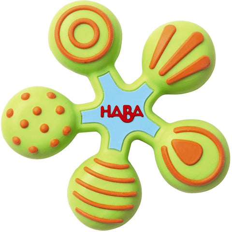 Haba Silicone Clutching Star Toy - The Milk Moustache