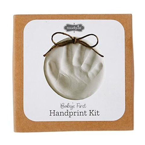 Baby's Handprint Kit - The Milk Moustache