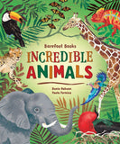 Barefoot Books Incredible Animals Picture Book - The Milk Moustache