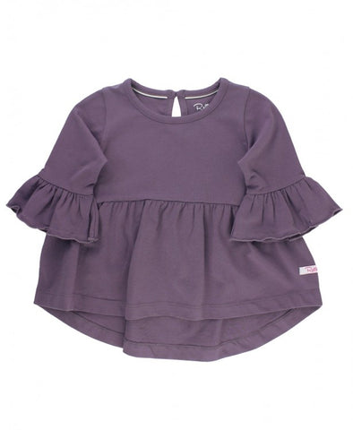 Shadow Purple Bella Top - The Milk Moustache