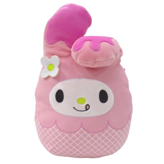 "Hello Kitty My Melody Pink Ice Cream Squishmallow 12"" - The Milk Moustache"