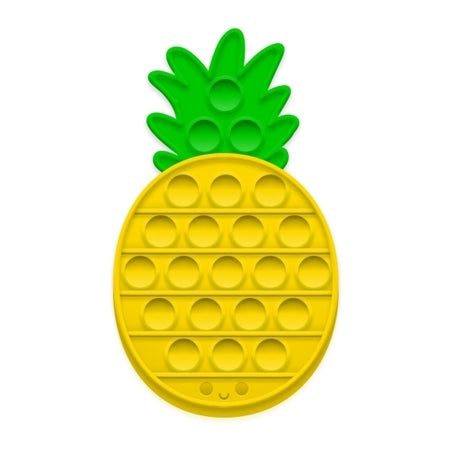 OMG! Pop Fidgety Bubble Popper Fidget Toy - Pineapple - The Milk Moustache