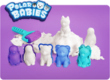 Floof Polar Babies Set - The Milk Moustache