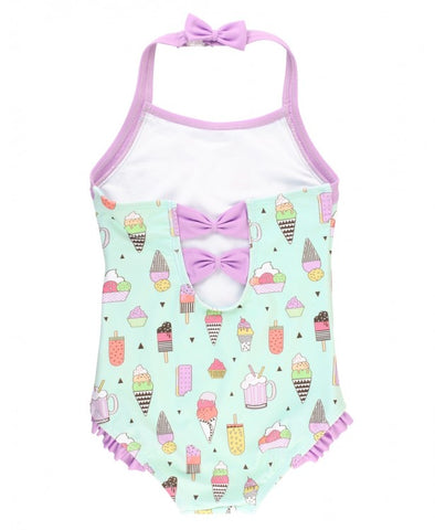 Anything is Possible Halter One Piece - The Milk Moustache