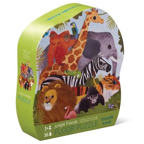 36-Piece Jungle Friends Puzzle