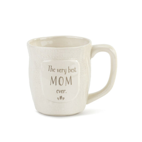 Very Best Mom Coffee Mug - The Milk Moustache