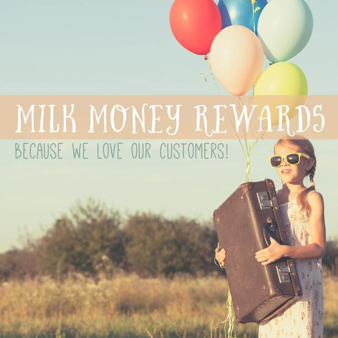 Milk Money Rewards Program