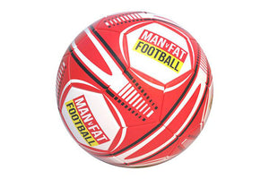 MAN v FAT Football - FREE P&P