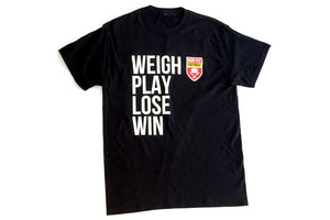 MAN v FAT Football T-Shirt - FREE P&P
