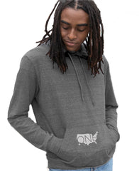 MEN'S ECO TRIBLEND FRENCH TERRY PULLOVER HOODIE