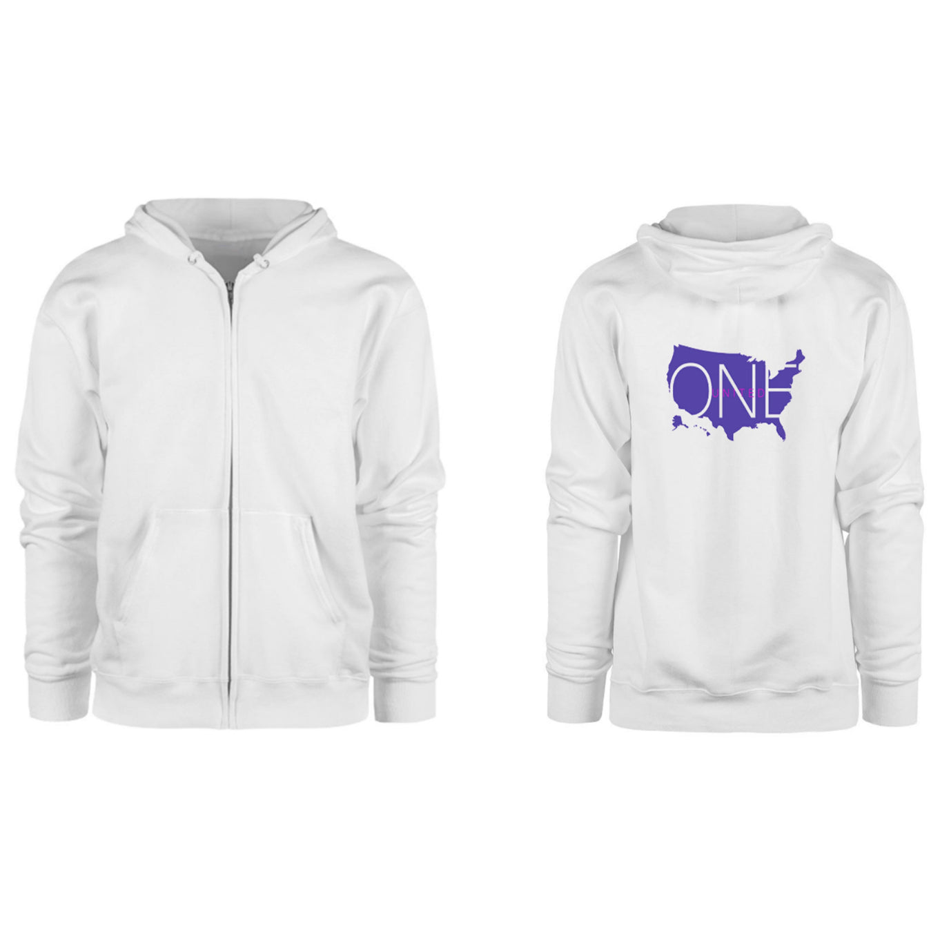Women's Ultimate Full Zip Hoodie