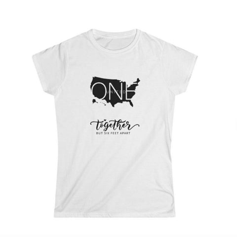 Women's Together Softstyle Junior Fit Tee