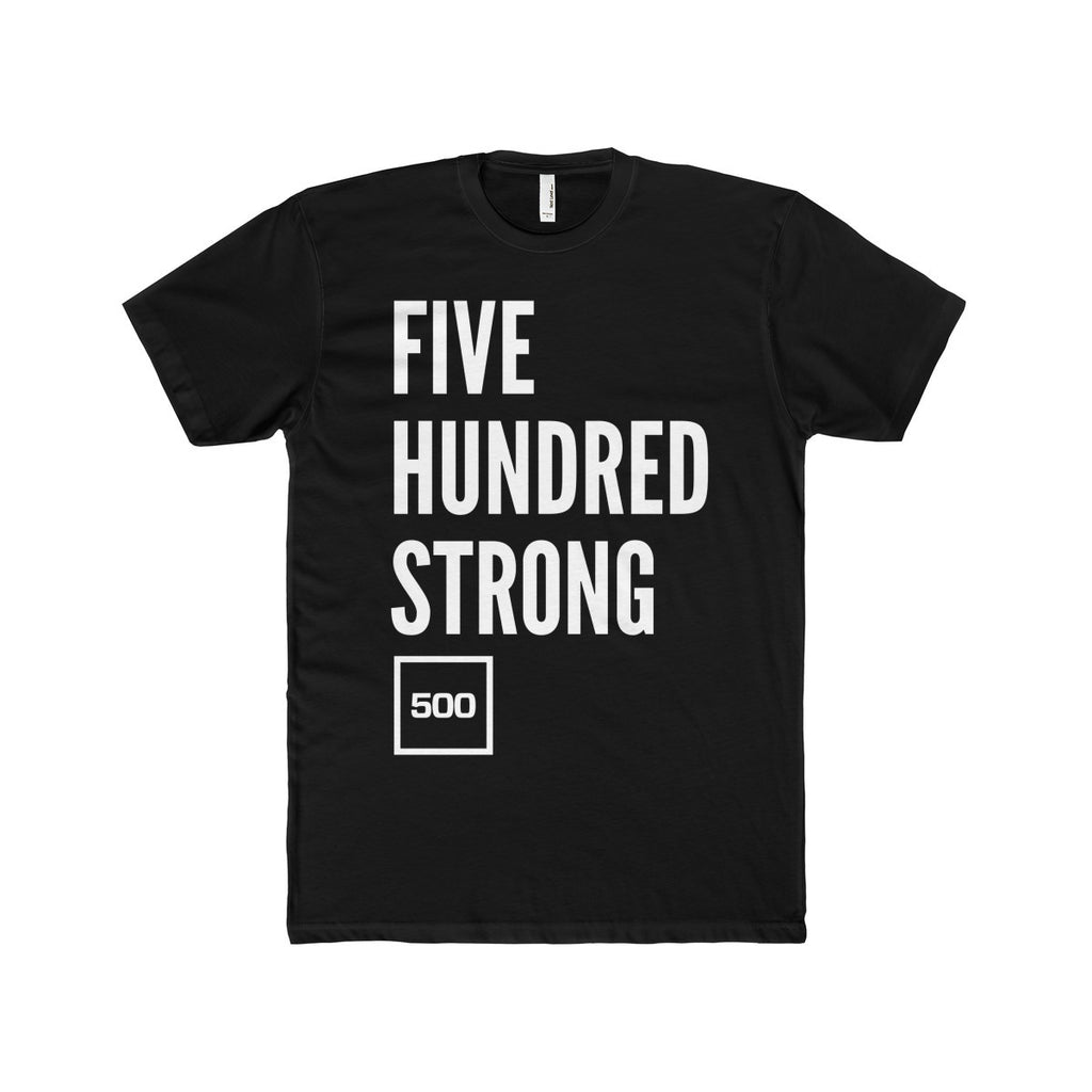 #500Strong Unisex Short-Sleeve Crew Neck T-Shirt