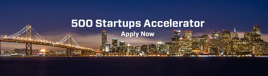 500 Startups Application
