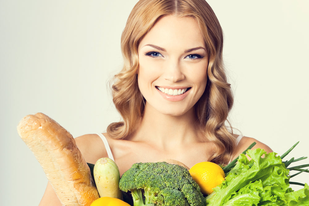 Nutrition for feeling good from the inside out