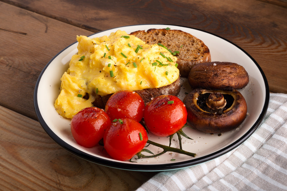 Five nutritious breakfasts to start the day the right way!