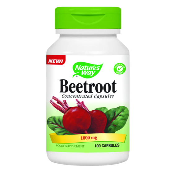 Nature's Way Beetroot 1,000 mg