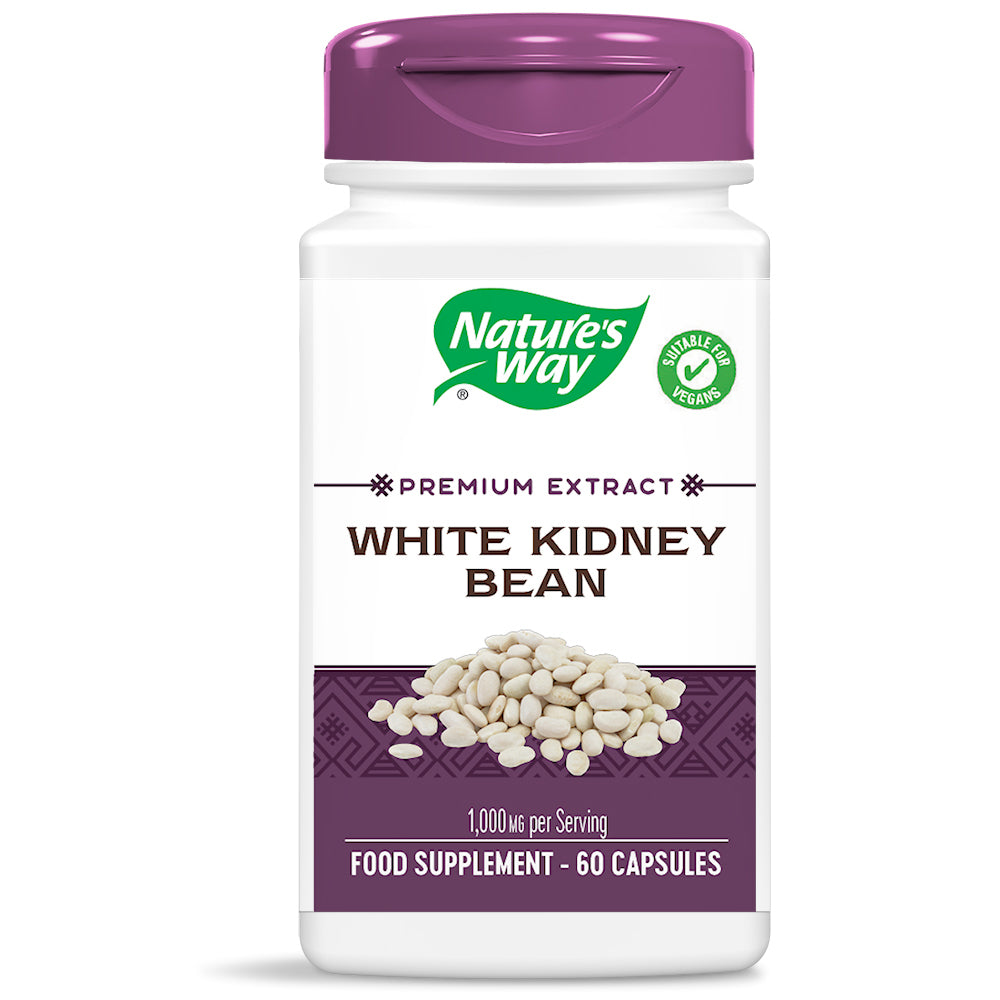 White Kidney Bean Extract Capsules