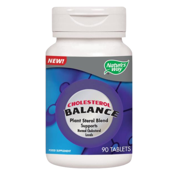 Nature's Way Cholesterol Balance Plant Sterol Blend