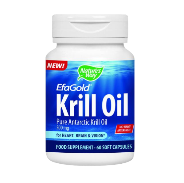 Nature's Way EfaGold Krill Oil 1,000 mg