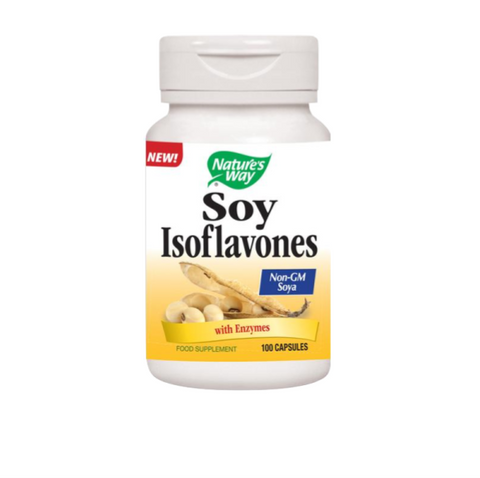 Nature's Way Soy Isoflavones 1000 mg
