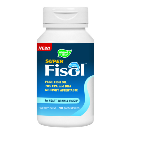 Super Fisol Pure Fish Oil