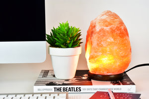 Benefits of Himalayan Salt Lamps.