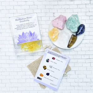 Creativity Crystals Healing Kit