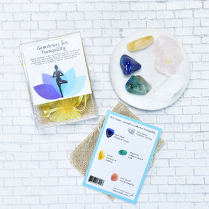 Tranquility Gemstone Kit