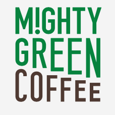 Mighty Green Coffee