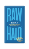 Raw Halo Dark 76% ORG Raw Choc (10x35g)