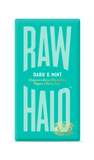 Raw Halo Dark & Mint ORG Raw Choc (10x35g)