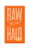 Raw Halo Dark & Orange ORG Raw Choc (10x35g)