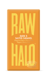 Raw Halo Dark & Salted Caramel ORG Raw Choc (10x35g)