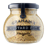 GRAHAM'S Wholegrain Mustard (6x210g)