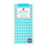 Love Cocoa Maldon Sea Salt 71% Organic Dark Chocolate Bar (12 x 75g)