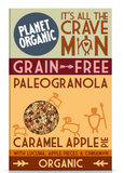 Planet Organic Paleo Granola Caramel Apple Pie (6x350g)